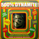Various - 500% Dynamite! - Soul Jazz Records - SJR LP55