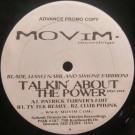 Blade + Liam J. Nabb + Simone Fabbroni - Talkin' About The Power (Disc One) - Movim Recordings - MOV-003