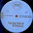 DJ Assault - The Hot Shit EP - Assault Rifle Records - AR 00013
