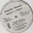 Angela Marni - Slippin' & Slidin' - Backbeat Records - BBZ-110