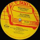 Sugar Minott / Sly & Robbie - Rub-A-Dub / Red Hot - Island Records - IPR 2072, Taxi - IPR 2072