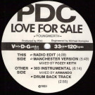 PDC - Love For Sale - Viola Da Gamba - VDG-1717