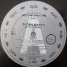 Shabba Ranks - Mr. Loverman - Epic - XPR 1759