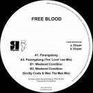 Free Blood - Parangatang / Weekend Condition - Rong Music - RONGDFA06, DFA - RONGDFA06