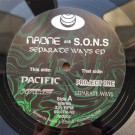 Naone And S.O.N.S - Separate Ways EP - S.O.N.S - SO-07NI-NS, Nuagon Infinite Oceans - NIO002