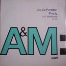 Ce Ce Peniston - Finally - A&M Records - AMYDJ 822