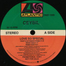 Ceybil Jefferies - Love So Special - Atlantic - DMD 1559