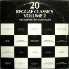 Various - 20 Reggae Classics Volume 2 - Trojan Records - TRLS 224