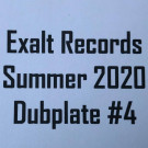 Jerome Hill - A Million Ways To Get Ill - Exalt Records - Exalt Records Summer 2020 Dubplate #4