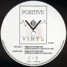 The New Dance Republic - Take It To The Top - Positive Vinyl - PV 005