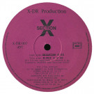 Section X - Galaxian / X-Fly I - X-DR Production - X-DR 007