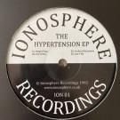 Ionosphere - The Hypertension EP - Ionosphere Recordings - IOS001