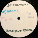 DJ Chemistry Meets Jack Smooth - Alchemy / Freefall - Homegrown Records - HG 015