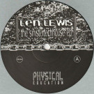 Len Lewis - The Sinistertechhouse EP - Physical Education - PE004