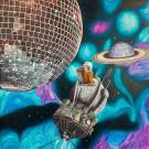 Tony Neptune - Reflections On A Daring Escape - Twelve Comets - TC001