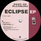 Raze Of Pleasure - Eclipse EP - Curated By Time - BYTIME007