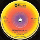 Steely Dan - Haitian Divorce - ABC Records - ABC 4152