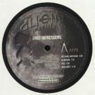 Juno Lazermachine , Marcos Coya , Federico Jorcin , Paddy Thorne , Peshka - First Impressions - Alien Imprints - AI001