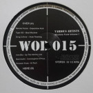 Various - Machine Funk Volume 1. - Weapons Of Desire - WOD0015