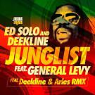 Ed Solo And Deekline - Junglist ft General Levy / Deekline & Aries RMX - Jungle Cakes - JC110