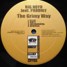 Mos Def / Big Noyd - Ms. Fat Booty 2 / The Grimy Way - Rawkus - RWK-269