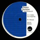 Peace Division - Three Corners E.P. - 8bit Records - 8bit018