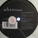 Night Communication - Lose Control - Quick Release Records - QR004T