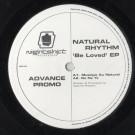 Natural Rhythm - Be Loved EP - Nightshift Recordings - NR012