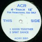 A Certain Ratio - Four For The Floor - A&M Records - ACRY 550