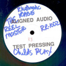 The Reel Master - Childs Play - Rhythmatic Rage - RR 1002