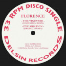Florence - The Vineyard (Convextion & Peter Ford Remixes) - Delsin - DSR/EEVO003