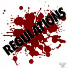 Regulations - Regulations - Kick N' Punch Records - KNP 15,5, Ny Våg Records - NY VÅG 1, Ny Våg Records - NVR1