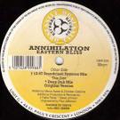 Annihilation - Eastern Bliss - Obsessive Records - OBR 005