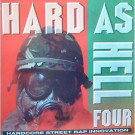 Various - Hard As Hell Four - Music Of Life - MODEF 4