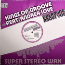 Kings Of Groove feat. Andrea Love - Dreaming About You - Purple Music - PM 062