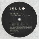 Kasbah - Words Of The Elders EP - Pull Records - PLR 001
