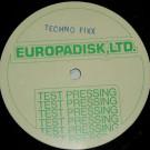 Techno Fixx - Caution / The Edge - Strictly Rhythm - SR 1259