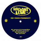 E00 - Peace & Tranquility - Radiant Love - RADIANTLOVE 003
