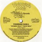 Voodoo Doll - Women Beat Their Men - Breaking Bones Records - BBR-200