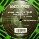 Vinyl Junkie & Cruze - Confusion / Rhythm Culture - Katalyst Trax - KAT015