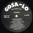 Pizarro - Backstabbers - Gosa-Lo Recordings - GOS-118