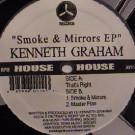 Kenneth Graham - Smoke & Mirrors EP - AV8 - AV 115