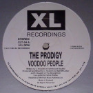 The Prodigy - Voodoo People - XL Recordings - XLT-54