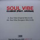 Cluekid Feat. Arorah - Soul Vibe - Soul Jazz Records - SJR 211-12
