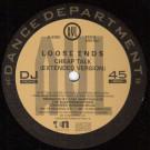 Loose Ends - Cheap Talk - 10 Records - TENX 344 DJ