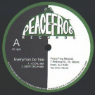 Coda - Everyman Be Free / The Acid Test - Peacefrog Records - PF003
