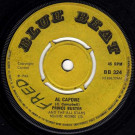 Prince Buster's All Stars - Al Capone - Blue Beat - BB 324