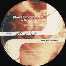 Red Snapper - Bogeyman - Warp Records - WAP 104 P REMIX, Warp Records - WAP 104 P