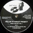 Heller & Farley Project - From The Dat Vol. 1 - Jus' Trax - JST 09
