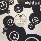 250 Lbs. Of Blue Featuring Coree Storm - Risin To The Top - Eightball Records - EB 36
